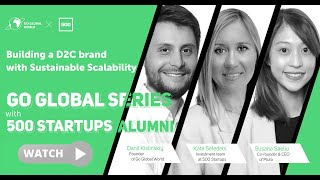 #65 BUILDING A D2C BRAND WITH SUSTAINABLE SCALABILITY