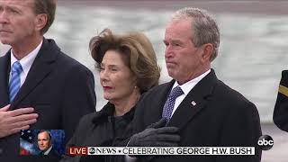 Full memorial service for Former President George H.W. Bush