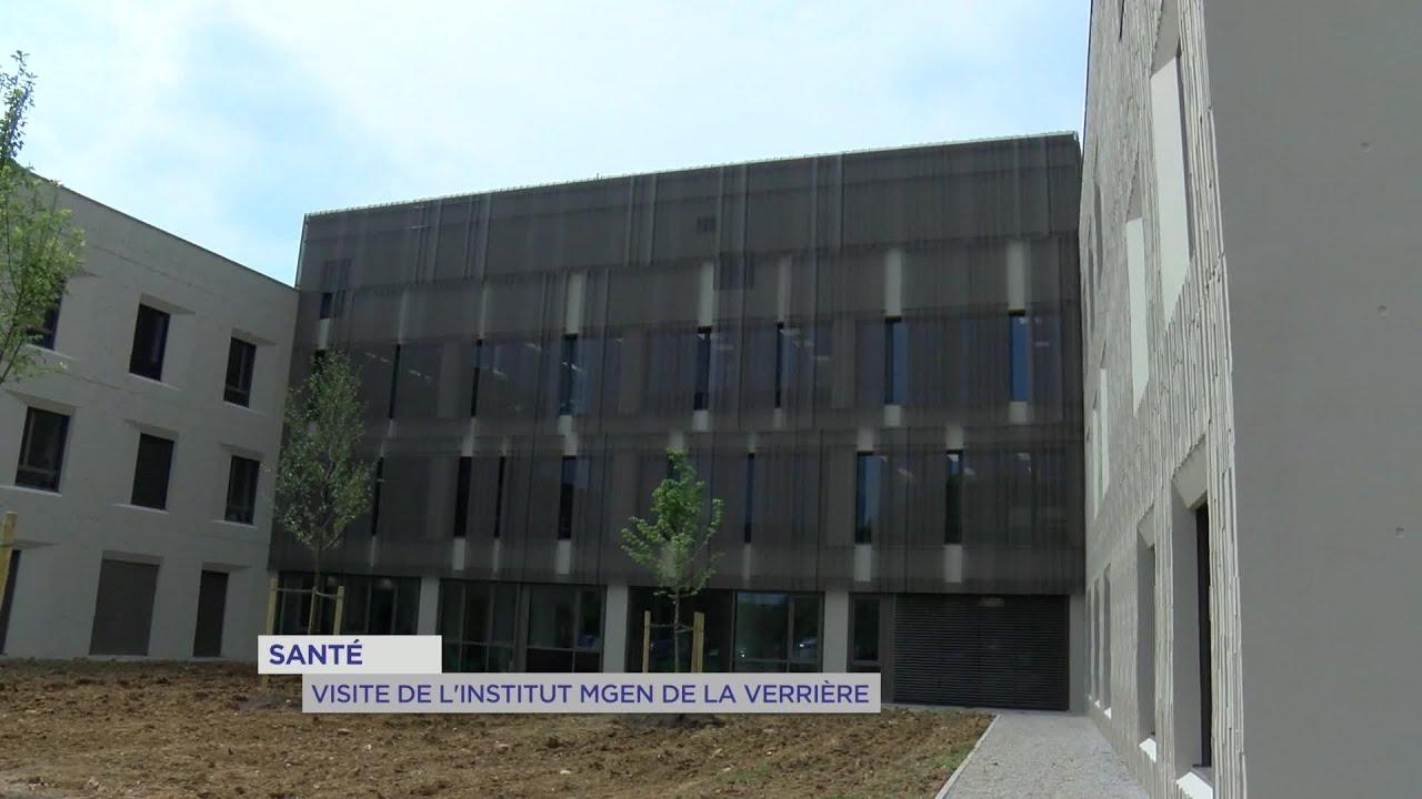 Yvelines | Santé : visite de l'institut MGEN de la Verrière