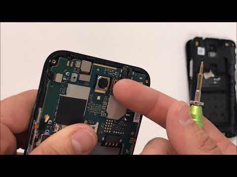 How To Replace ZTE ZFive 2 LCD Glass Screen | Screen Replacement