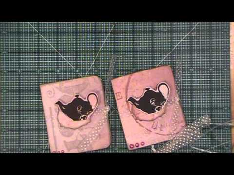 Tea Gift Card Holder Project Share & Tutorial