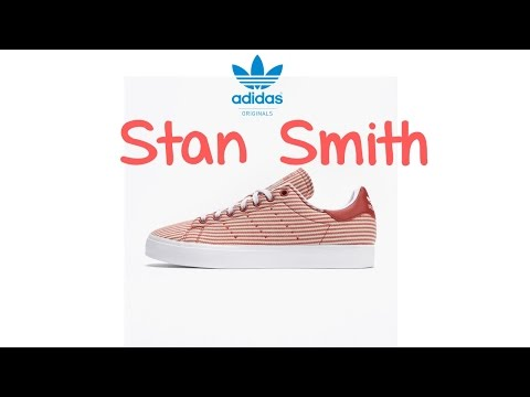 923be337f2b Adidas Stan Smith Vulc - Unboxing (PT-PT)