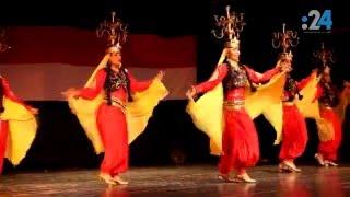 """بالفيديو: 24 في مهرجان """"اليمن مهد الحضارة"""" بالقاهرة.. الفن بمواجهة الموت"""
