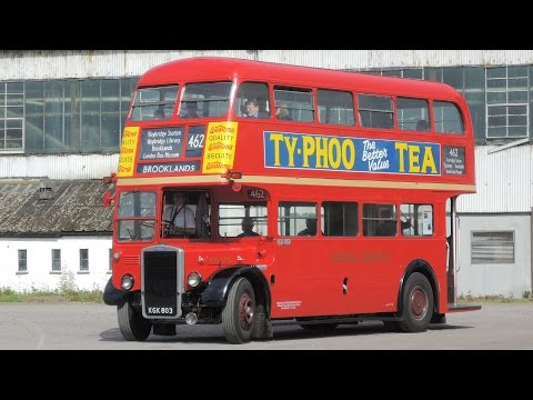 (28/6/2015) London Bus Museum - Leyland Titan PD2-7RT RTL139 KGK803 on Route 462