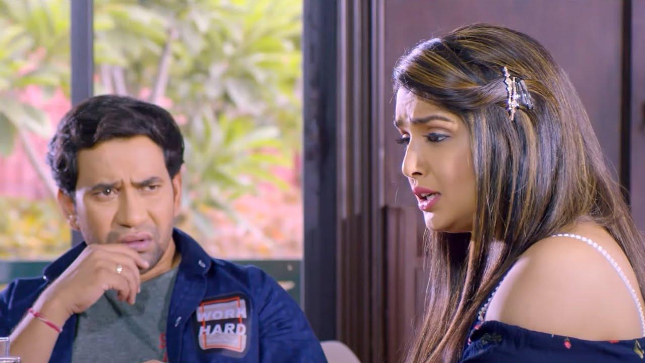 Shanti | Dinesh Lal Yadav Nirahua, Aamrapali Dubey | Best Comedy Scene