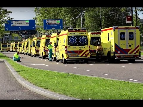 327 Patients evacuated after VUMC Hospital Amsterdam had flooded [Part_1/5]