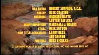 John Wayne - Chisum (Opening Credits) - Song by Merle Haggard
