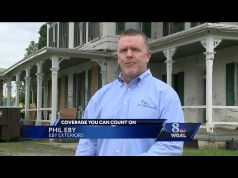 Historic home getting new life in Lancaster County