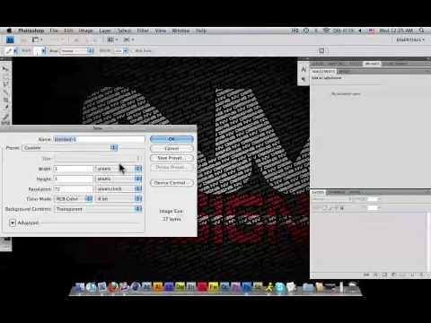 How To Create Scanlines