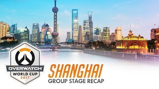 2017 Overwatch World Cup | Shanghai Group Stage Recap thumbnail