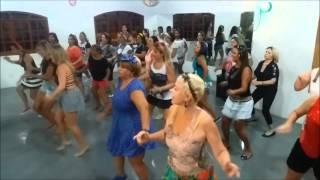 Zumba Comigo - Gisele Neymerk Bora Dançar -  Festa Dia das Mulheres