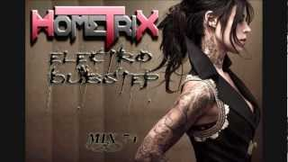 HometriX - Electro Dubstep Mix 74 - RAGE - November 2012 - HD 720 ( 2H long )