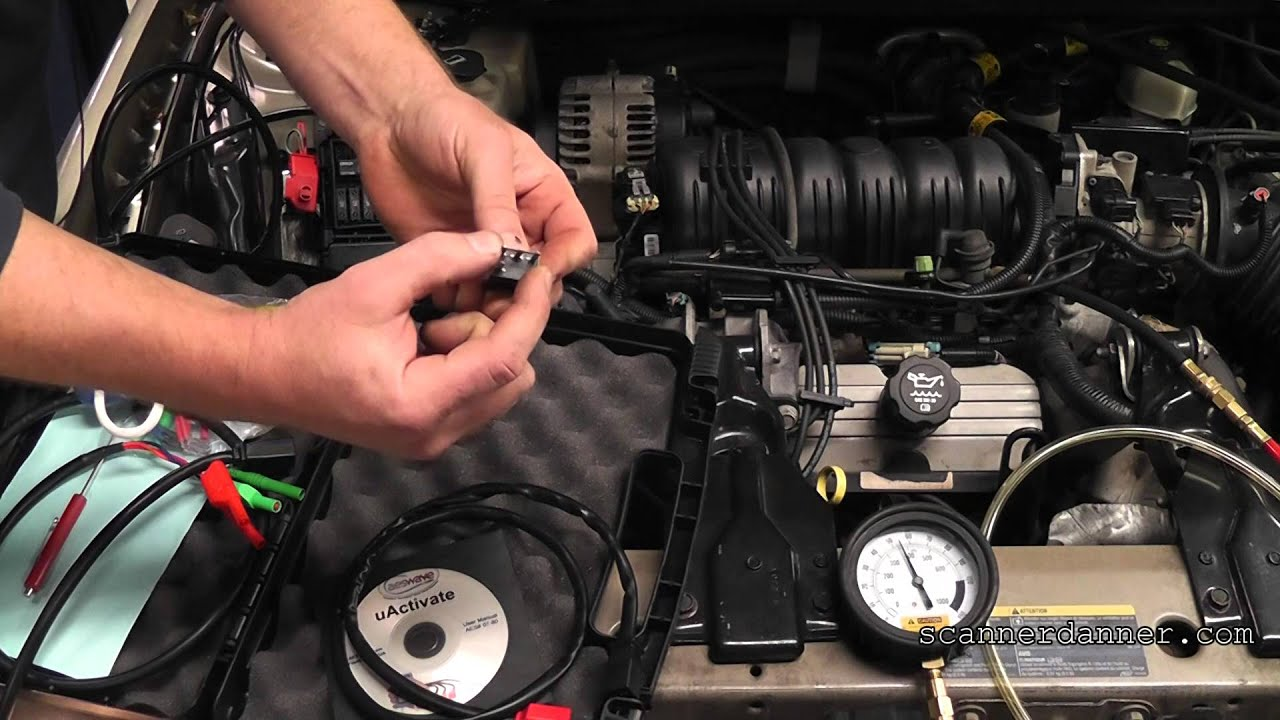 90 Mustang Fuel Line Replacement