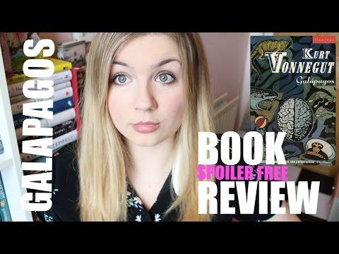 Book Review | Galapagos by Kurt Vonnegut