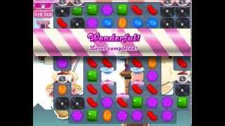 Candy Crush Saga Level 696      NO BOOSTER