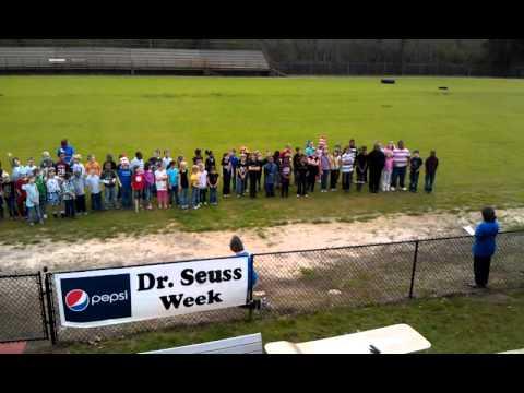 Read Across America Week Maplesville High School