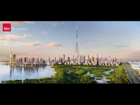Top Projects in Dubai by Emaar Properties