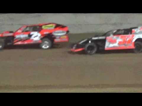 IMCA Mod Feature Luxemburg Speedway Luxemburg Wisconsin 6/9/17