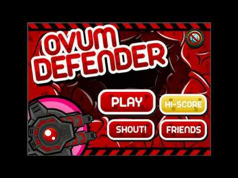 Flash Game Follies - Ovum Defender
