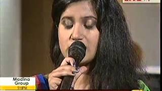 E mon bakul jokhon tokhon by Nancy live show with Desh tv