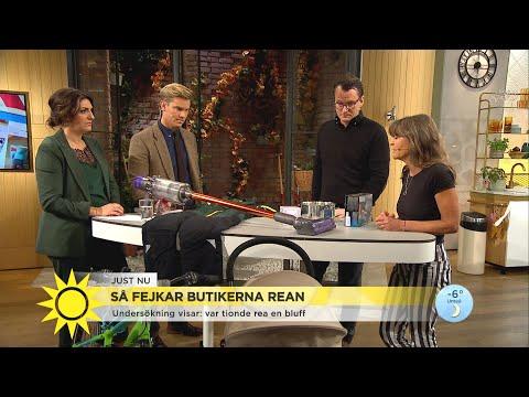 Black Friday: Så fyndar du bäst – men se upp för bluffarna - Nyhetsmorgon (TV4)