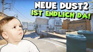 CS:GO - DIE NEUE DUST2 IST ENDLICH DA! :D