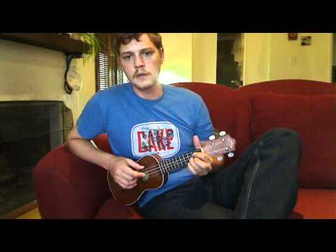 Decemberists - Red Right Ankle ukulele rendition