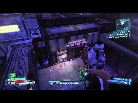 Borderlands: The Pre-Sequel - Walkthrough Part 18: Veins of Helios