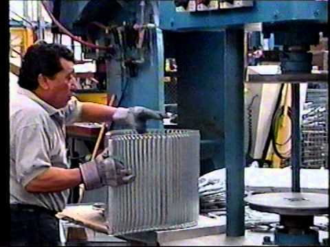 Manufacturing Of Metal Coolers In North America