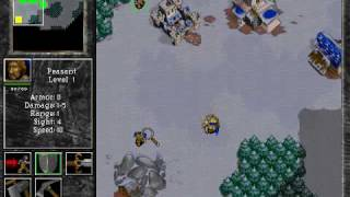Warcraft II: Tides of Darkness - Human Level 1