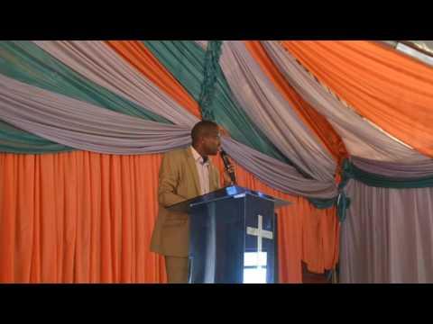 Pastor Ndamiye Alain Talking about Money part 2