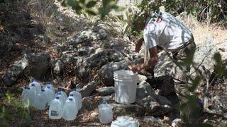 Samaritans provide aid for migrants crossing the border in the Arizona desert   AFP