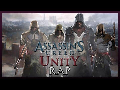 ASSASSIN'S CREED UNITY RAP - La Rage du Peuple | Keyblade