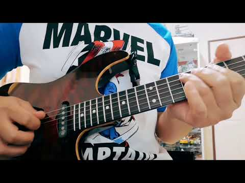 อะไรก็ยอม - Sek Loso | Guitar cover by B@W