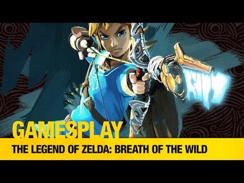GamesPlay: The Legend of Zelda: Breath of the Wild