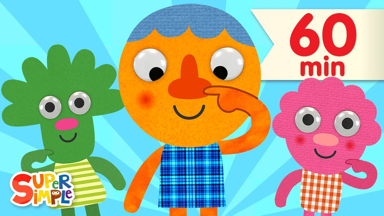 Download Me! (featuring Noodle & Pals)   + More Kids Songs   Super Simple Songs