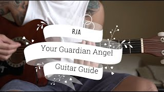 Your Guardian Angel - Red Jumpsuit Apparatus (Guitar Tutorial) HD