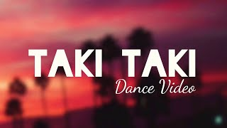 DJ SNAKE - TAKI TAKI | DANCE CHOREOGRAPHY | DIMA | VISHWA TOMAR