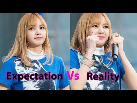 BLACKPINK - Expectation Vs Reality | KNET