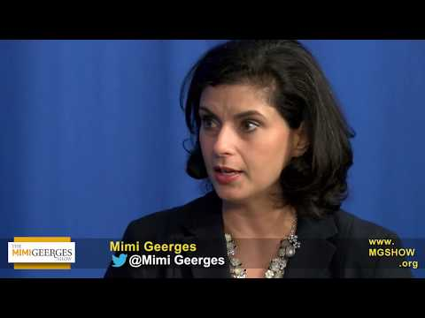 Women's Rights in Iran - Dr. Nina Ansary on The Mimi Geerges Show