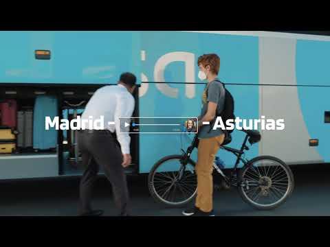 Alsa lanza su campaña de verano, a cargo de VCCP Spain