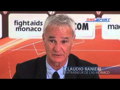 Ranieri veut voir Monaco au plus haut niveau - 21/05