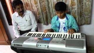 Papa Kehte hain song piano presentation..