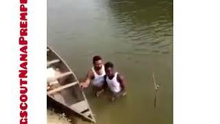 Pastor drown in weija river during baptism.