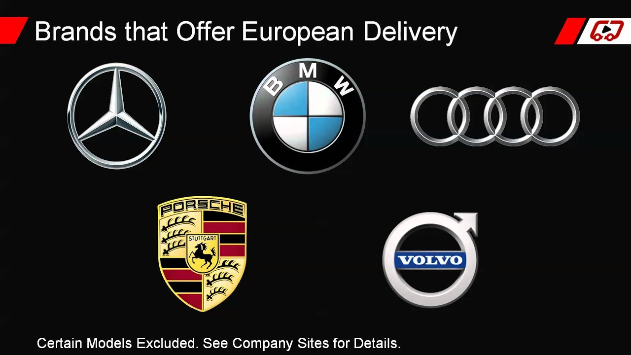 European Delivery Get A Free Vacation Every Time You Buy A BMW - Audi european delivery