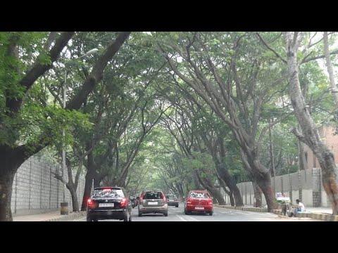 Bangalore | The New Bel Road |vlog 02 | The E2 Square.