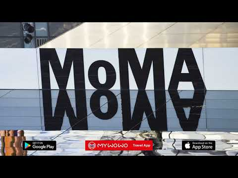 Museum Of Modern Art – Histoire – New York – Audioguide – MyWoWo Travel App