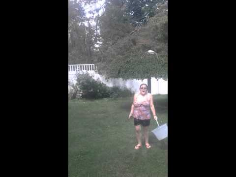 ALS ICEBUCKET CHALLENGED!!!!