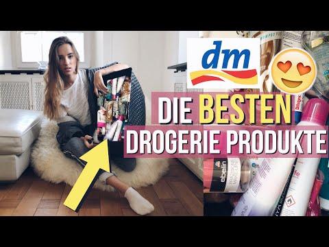 Die BESTEN Produkte aus dem DM!😍 //Hannah