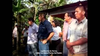 Legalización De Tierras, Aldea San Rafael Tierras Del Pueblo